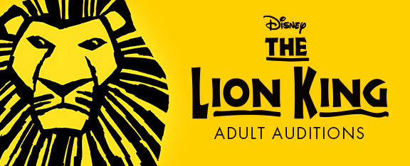 Adult auditions | The Lion King