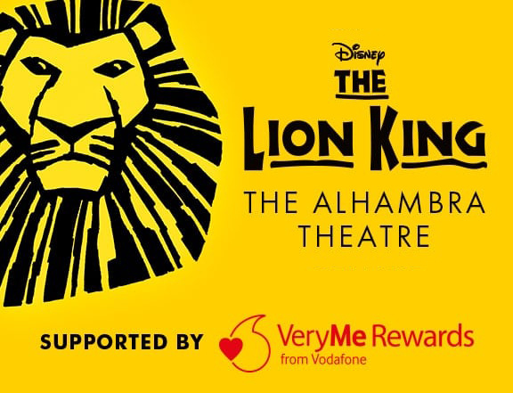 Cast & Creatives   The Lion King