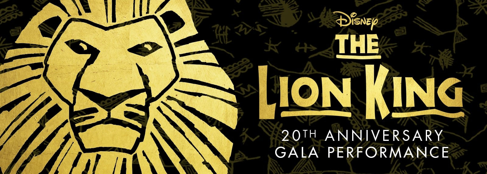 20th Anniversary The Lion King